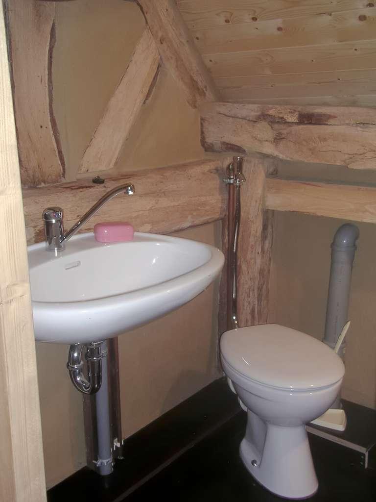 lehmputz im bad wnde mit charakter dusche olympus. Black Bedroom Furniture Sets. Home Design Ideas